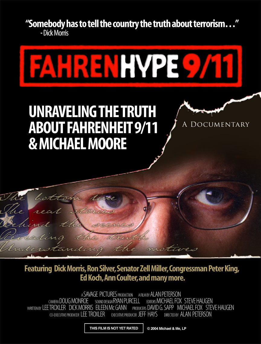 michael moores fahrenheit 911 film review Documentary with michael moore, george w bush, ben affleck, stevie  wonder michael moore's view on what happened to the united states after   fahrenheit 9/11 is ultimately a highly entertaining and justifiably scathing review  of the.
